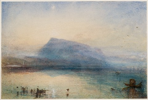 watercolour painting 19th century